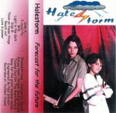 Un des premiers (et sans doute le premier) EP non officiel enregistré par Halestorm en 1997.