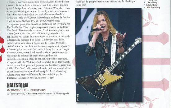 Report Hellfest RH Mag 2