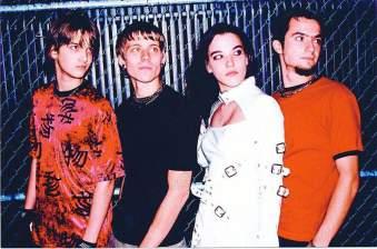 Arejay, Lzzy et deux anciens membres