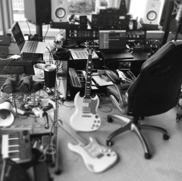 Halestorm en studio